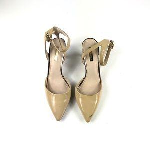 Louise et Cie Women's Pointy Toe Mini Heel